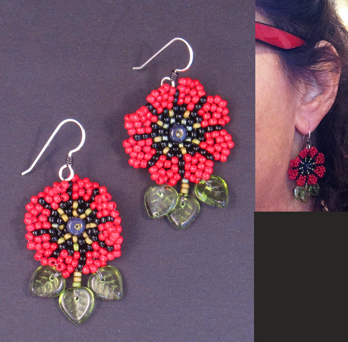 poppy earrings web